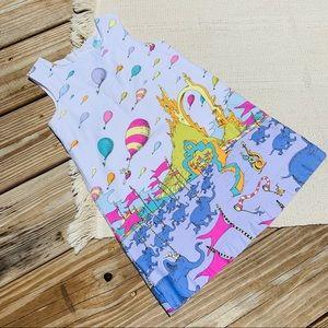 Dr Seuss by Target Girls Lorax Balloon Dress